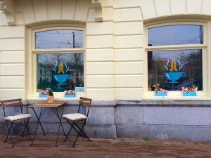 namaste cafe voorkant
