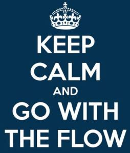 keep calm en go with the flow jpg