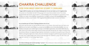 chakrachallenge in de yogi